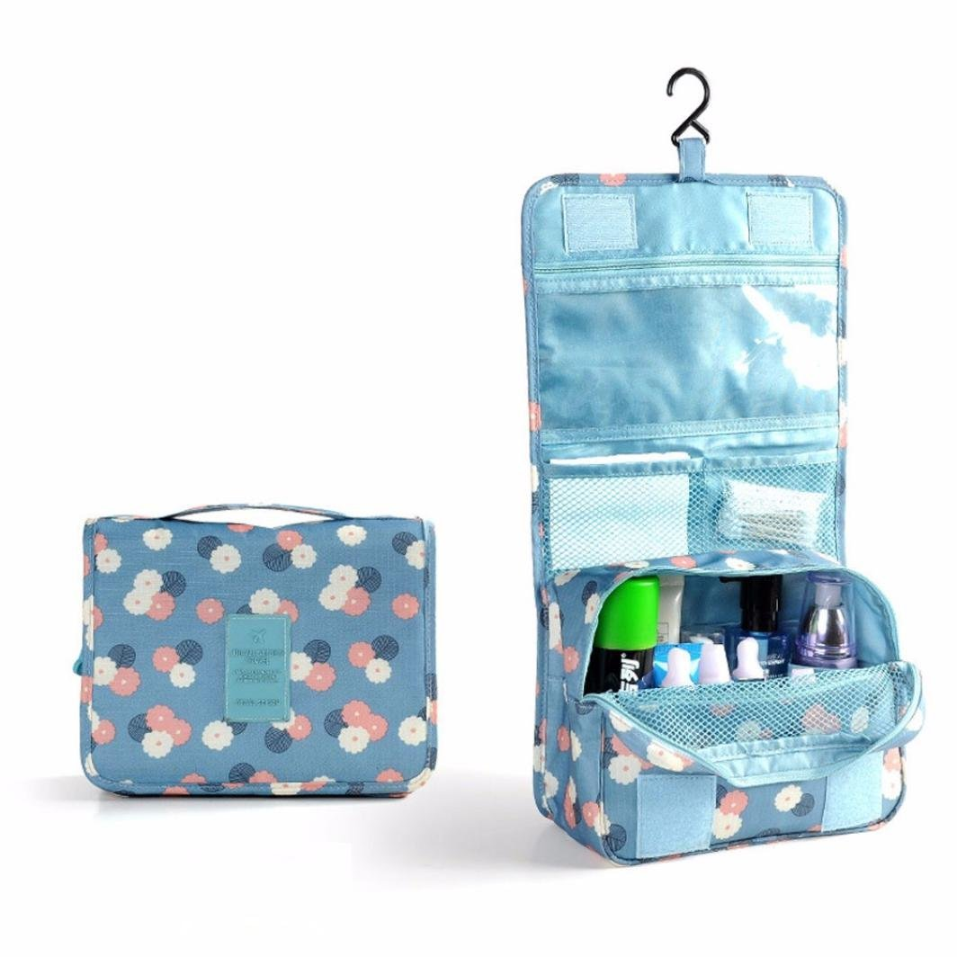 The 10 Best Women's Hanging Travel Toiletry Bags