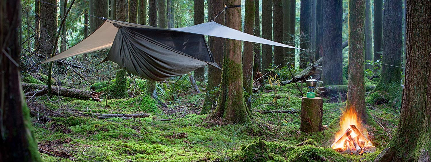 Hennessy Hammock Expedition Series Hanged