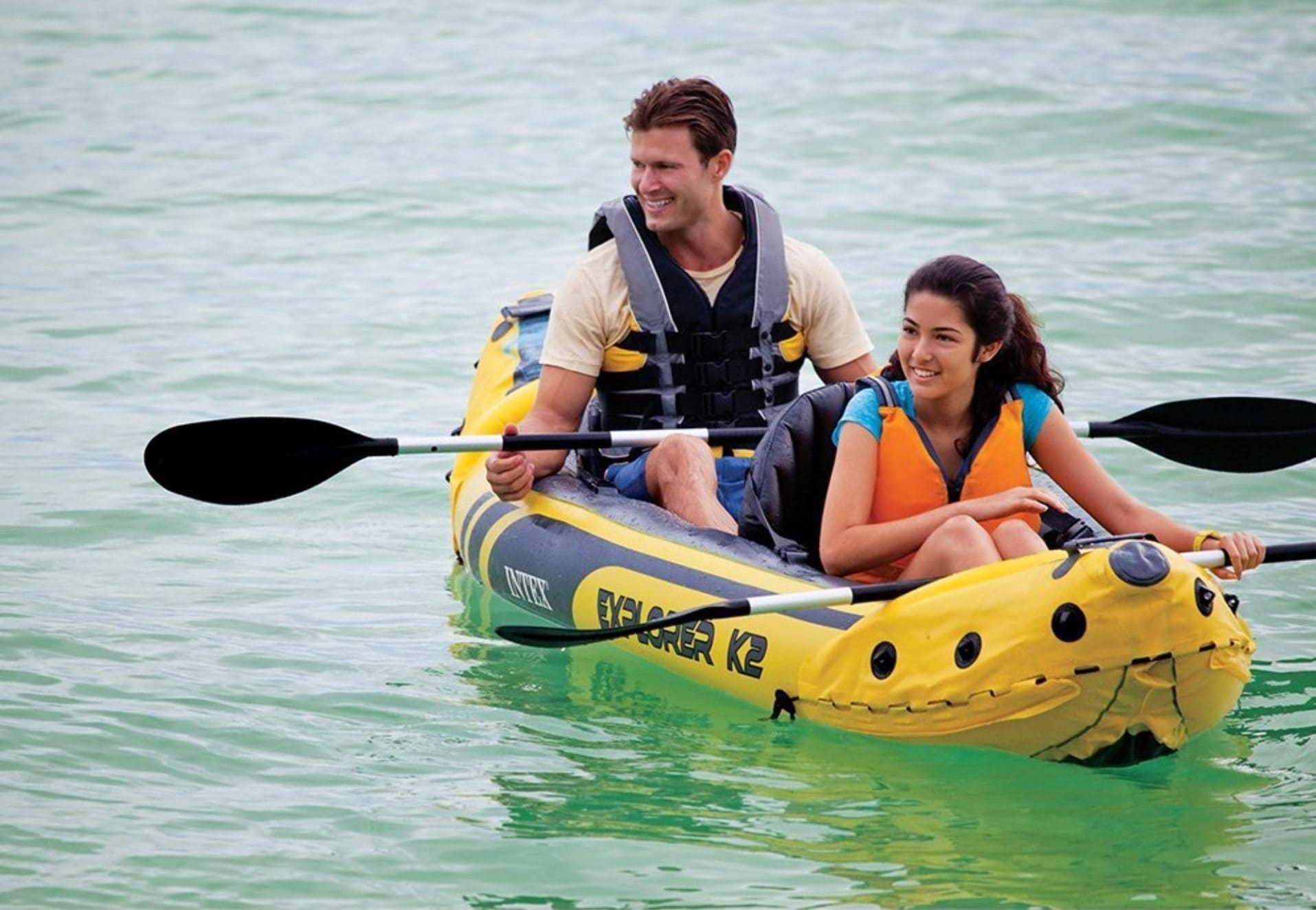 The 5 Best Tandem Kayaks