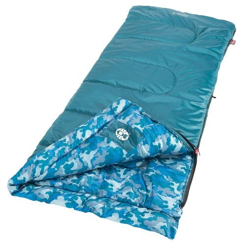 Coleman Plum Fun 45 Youth Sleeping Bag