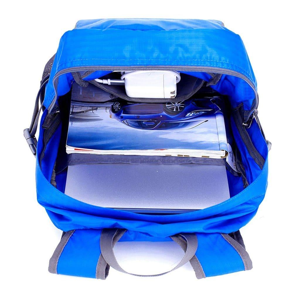 Venture Pal Backpack Inside