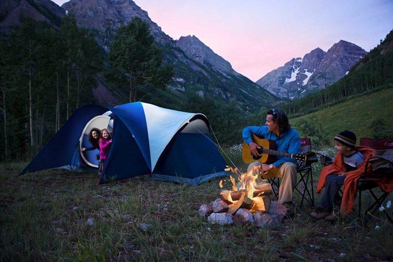 8 Person tent