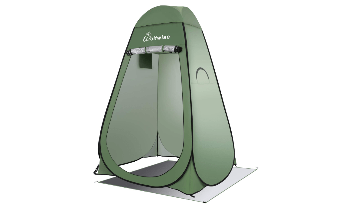 The 5 Best Shower Tents