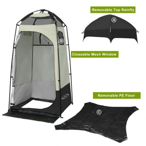 G4Free Outdoor Privacy Shelter Tent
