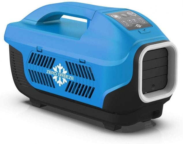Zero Breeze Z19-B Portable Air Conditioner for Camping