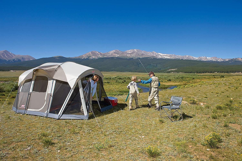 Best 3 Room Tent