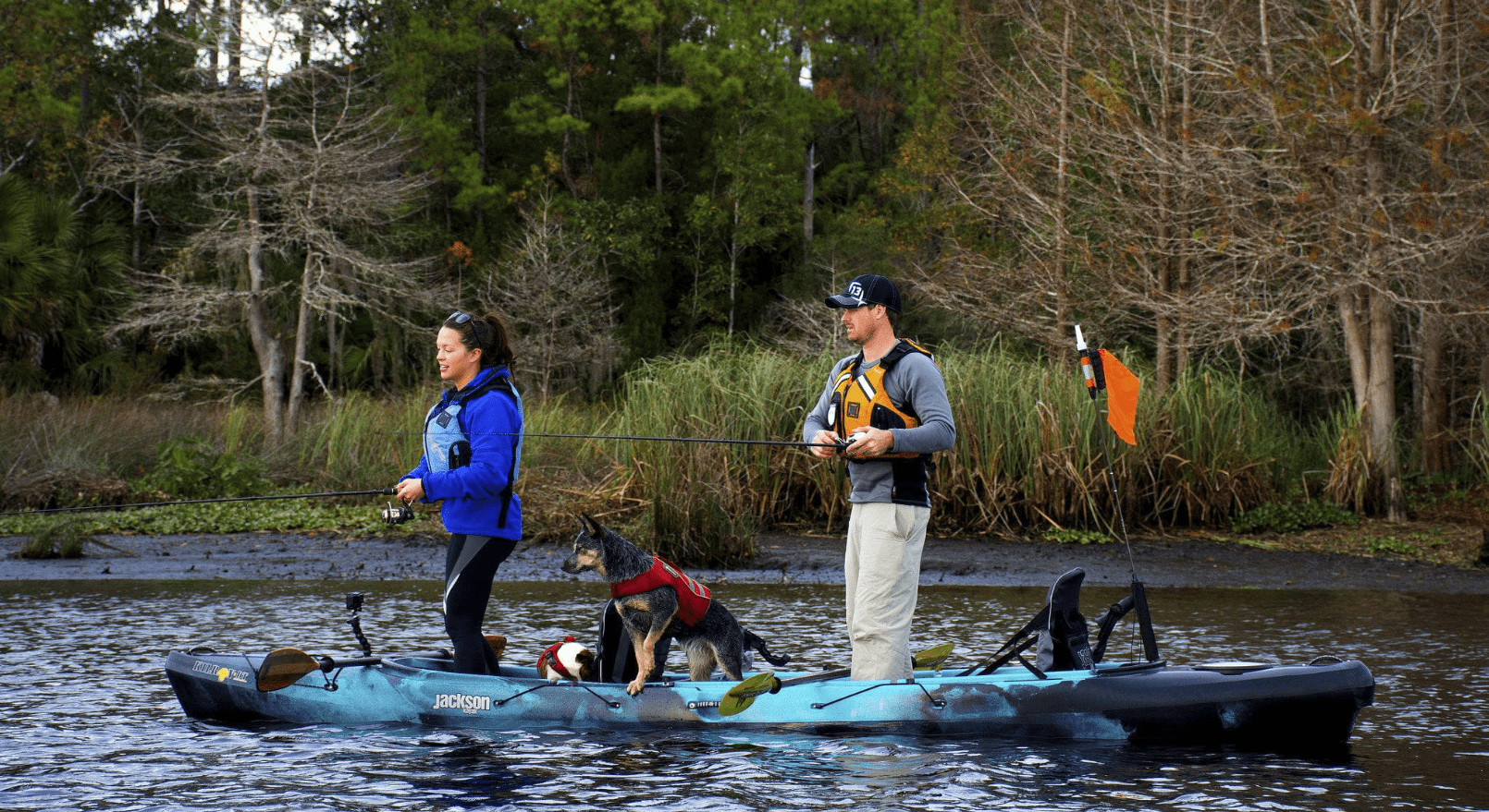 The 5 Best 2 Person Fishing Kayaks 2020