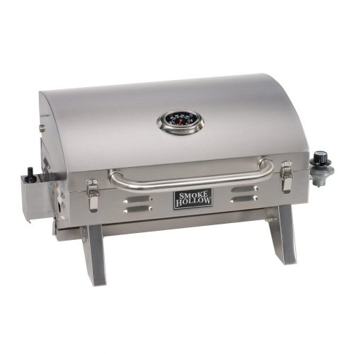 Smoke Hollow Stainless Steel Portable Camping Grill