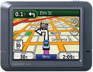 Garmin Nuvi 265T Car GPS