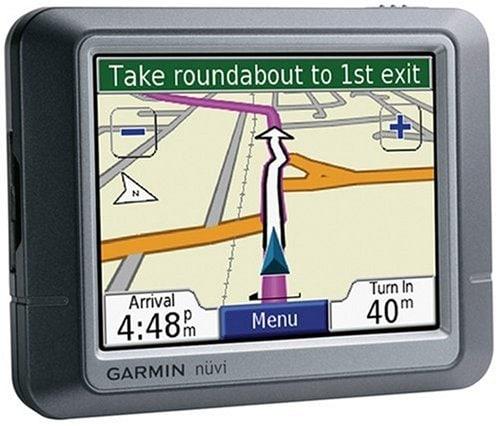 Garmin Nuvi 270 Car GPS