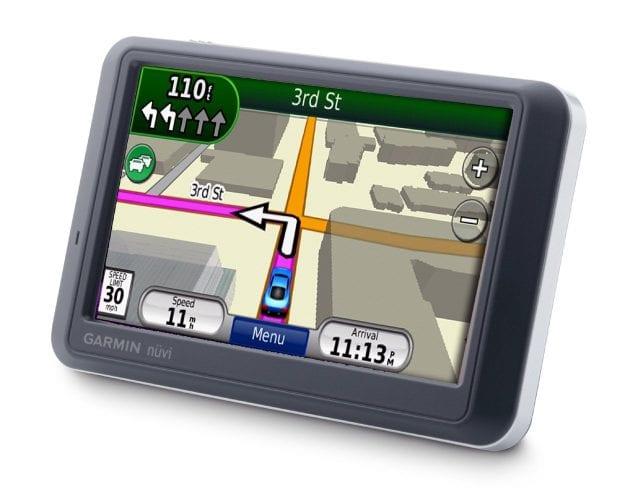 Garmin Nuvi 755T Car GPS