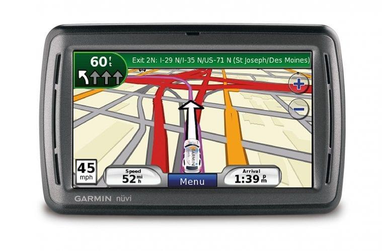 Garmin Nuvi 855 Car GPS