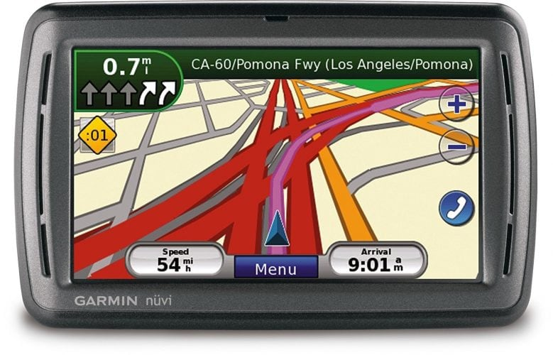 Garmin Nuvi 885T Car GPS