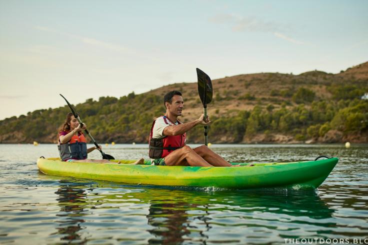The Best Tandem Kayaks