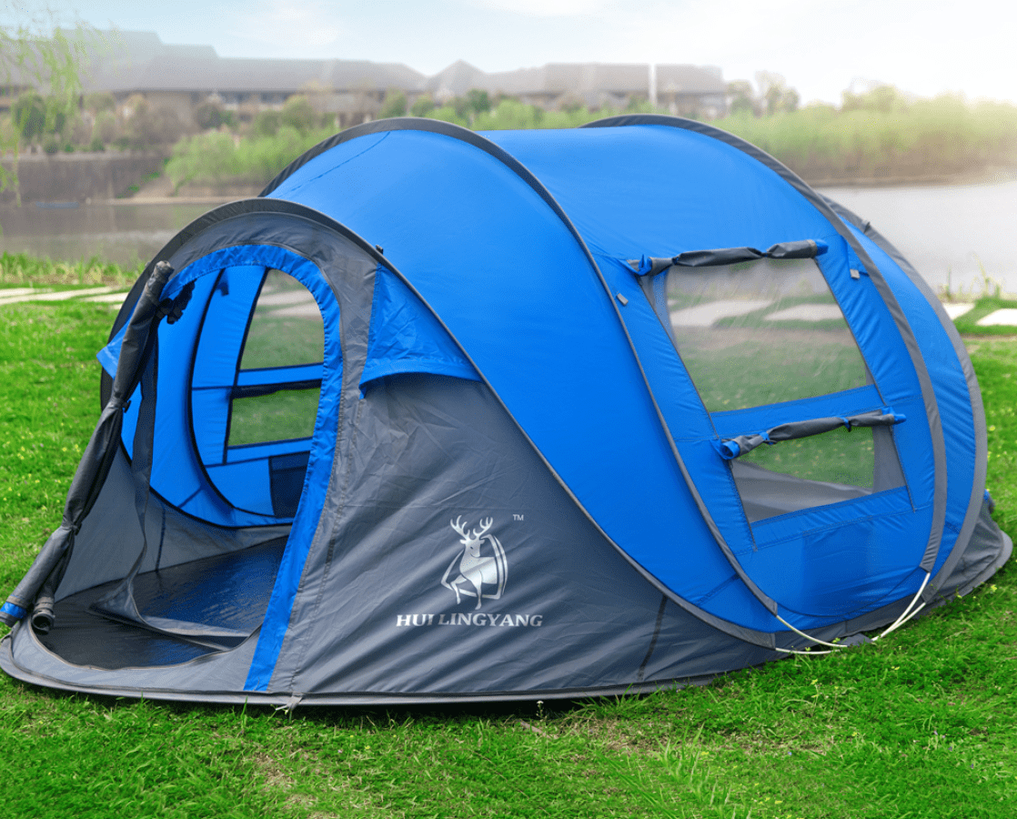 The 5 Best Pop Up Tents