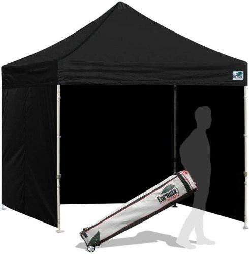 Eurmax 8x8 Feet Ez Pop Up Camping Canopy