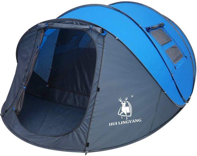 Hui Lingyang Automatic Pop Up Tent