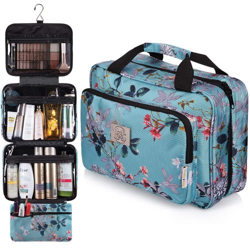 Bag and Carry Large Hanging Toiletry Bag