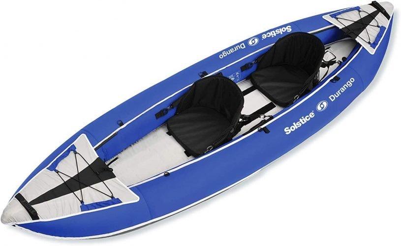 Solstice by Swimline Durango Inflatable Kayak