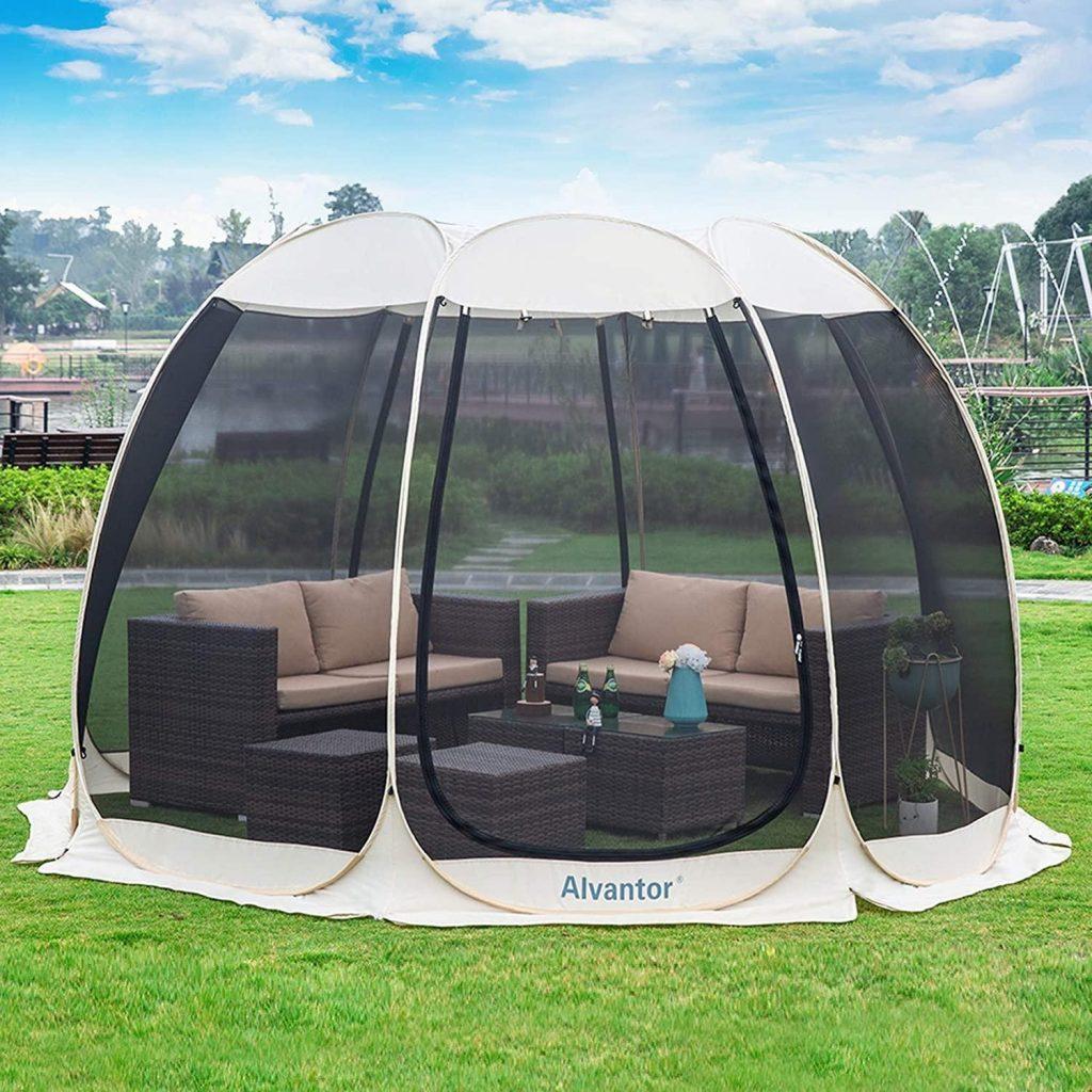 Alvantor Screen House Room Outdoor Camping Canopy