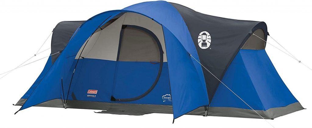 Coleman Montana Tent with Easy Setup