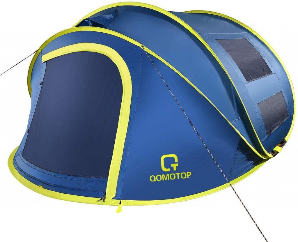 OT QOMOTOP 4 Person Pop up Tent