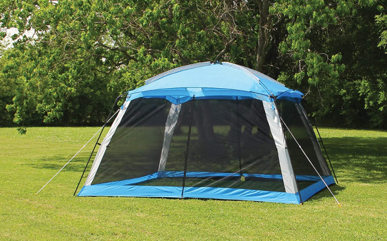 The Best Camping Canopies with Sides