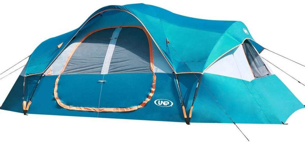 UNP Camping Tent 10-Person