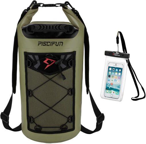 Piscifun Waterproof Dry Bag