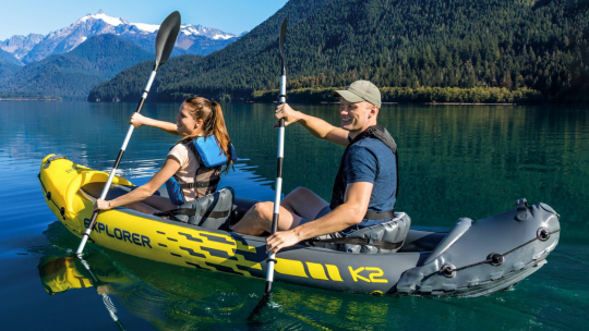 The Best 2 Person Inflatable Kayaks