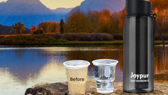 The Best Water Purification Bottles