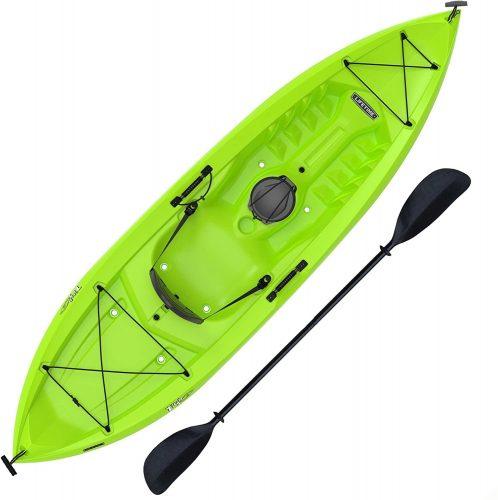 Lifetime Tioga Sit-On-Top Kayak, Lime