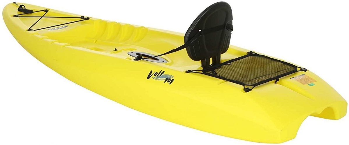 Lifetime Volt Kayak, Yellow