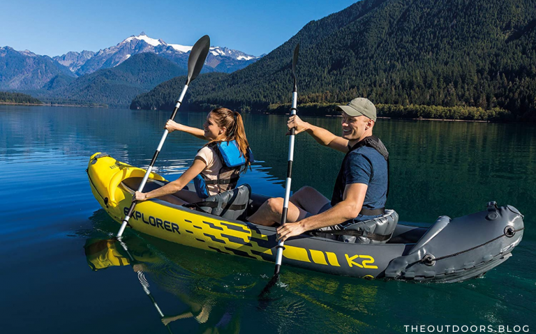 The Best Inflatable Canoes