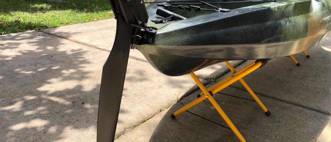How to Use a Kayak Skeg