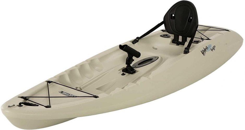 Lifetime Hydros Angler Kayak with Paddle
