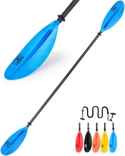 Oceanbroad Kayak Carbon Shaft Paddle 90.5 Inch
