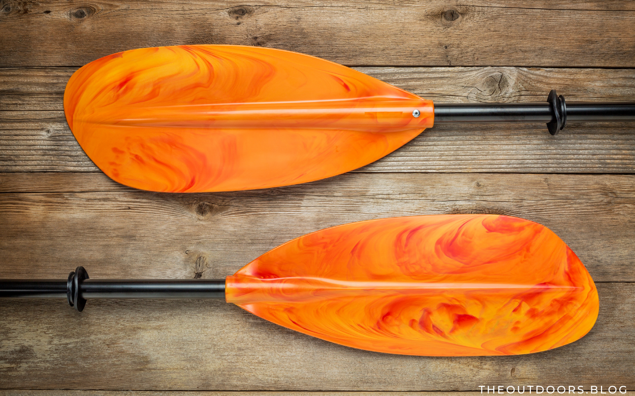 The Best Kayak Paddles Under $100