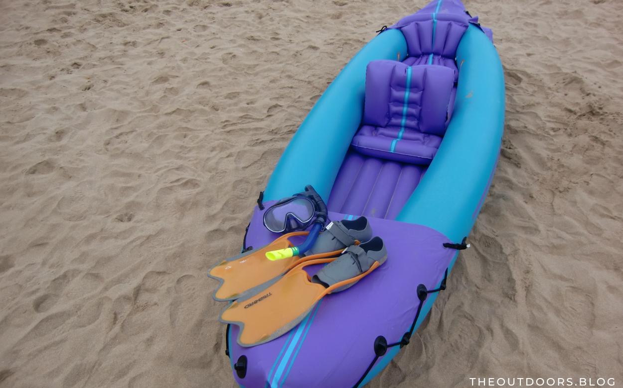 Tips For Deflating Your Kayak