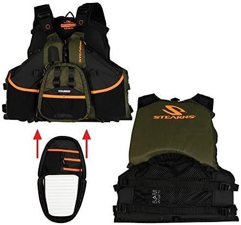 Stearns Hybrid Fishing-Paddle Vest