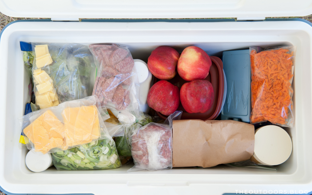 How To Keep Food Fresh When Camping