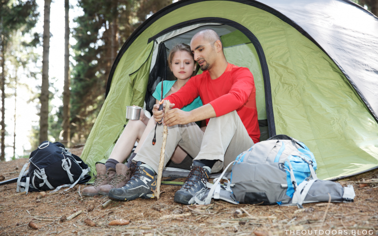 What to Wear When Camping